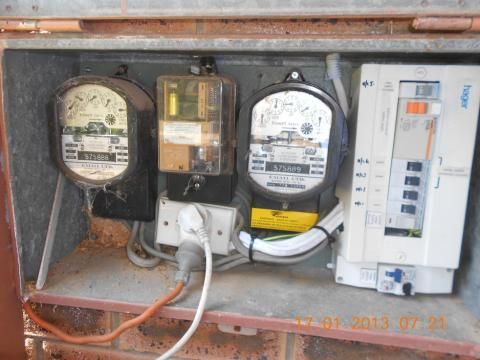 Asbestos in meter boxes: What you should know