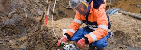 Asbestos in soil? Get expert advice