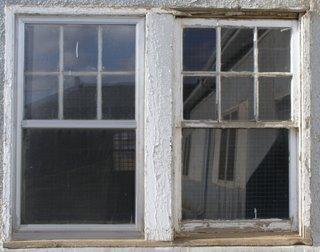 Asbestos in window putty