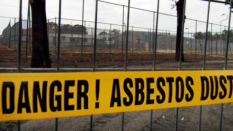 Accounting for asbestos