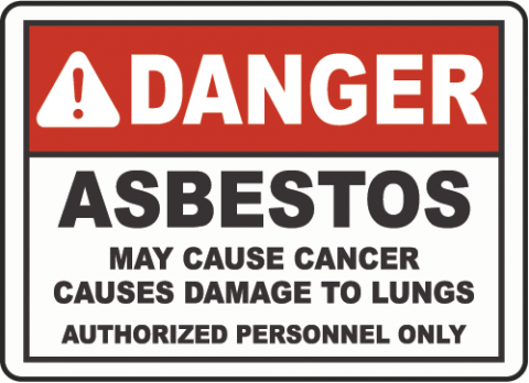 Asbestos testing and removals - buyer beware