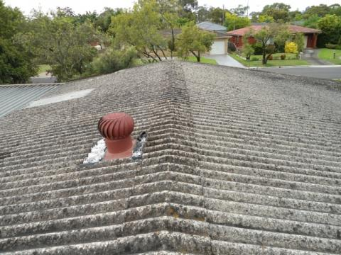 Asbestos Roofs Know The Risks Airsafe