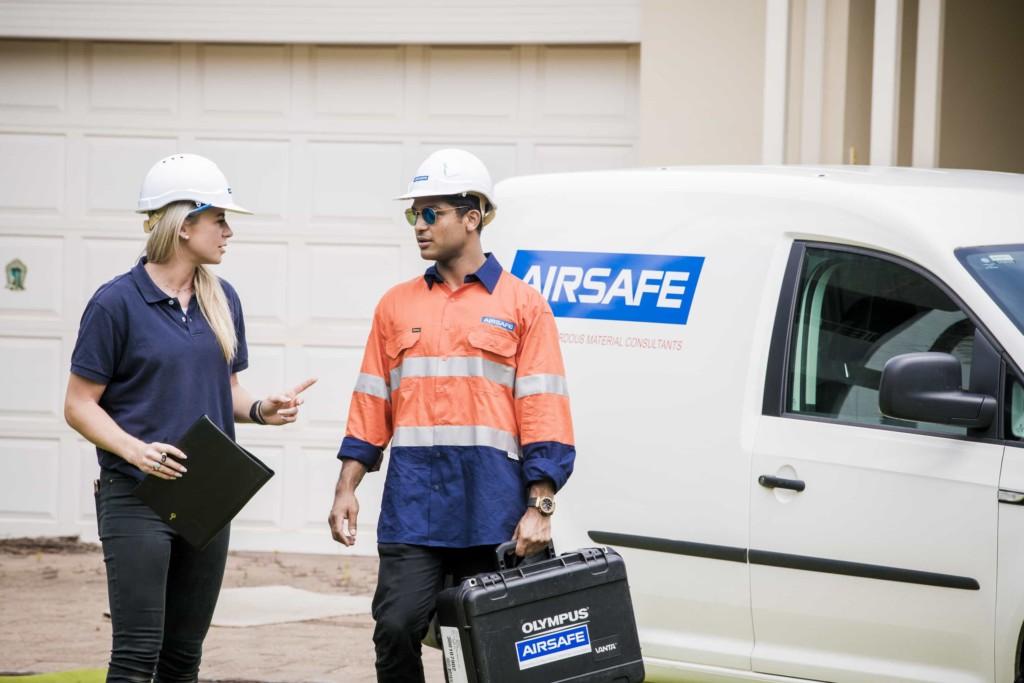 Airsafe asbestos testing in Adelaide South Australia
