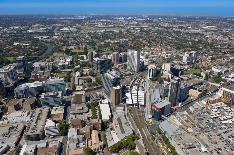 Photo of Sydney Paramatta